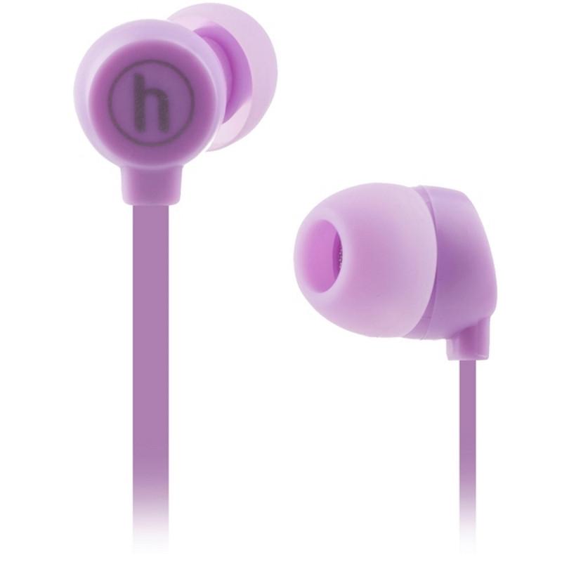 Наушники HAPOLLO EP-1010 Lilac