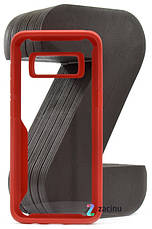 Чохол-накладка iPaky для Samsung G950 S8 Luckool ser.TPU+PC Червоний(355802), фото 3