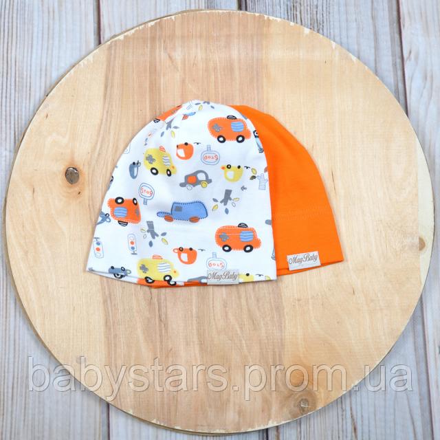трикотажная шапочка для малыша