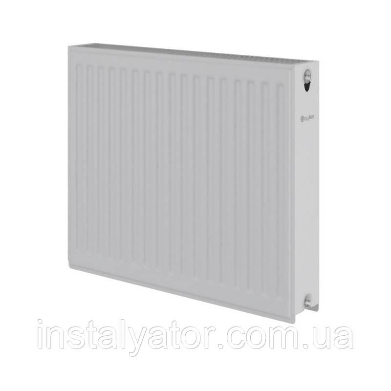 Радиатор Daylux класс22 низ 500H x0400L стал.(1+2)