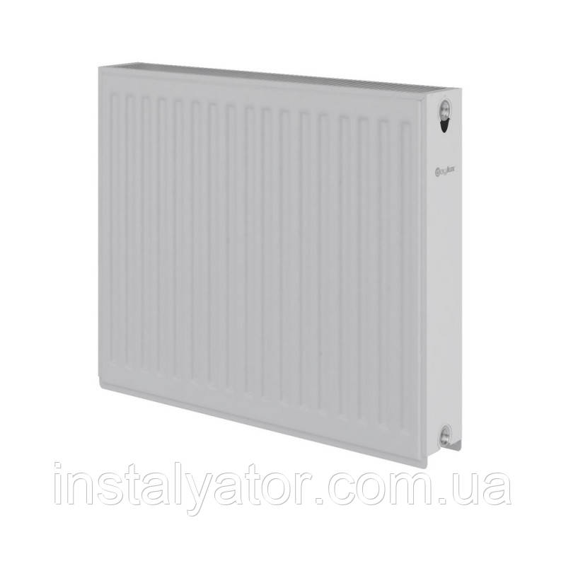 Радиатор Daylux класс22 низ 500H x0500L стал.(1+2)