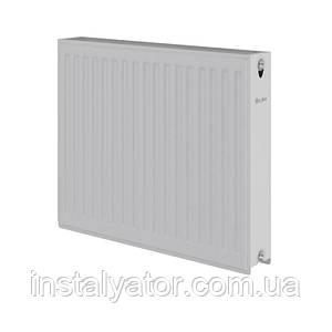 Радиатор Daylux класс22 низ 600H x0400L стал.(1+2)