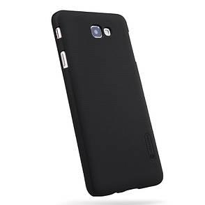 Чохол-накладка Nillkin для Samsung G570F J5 Prime(2016) Matte ser. +плівка Чорний, фото 2