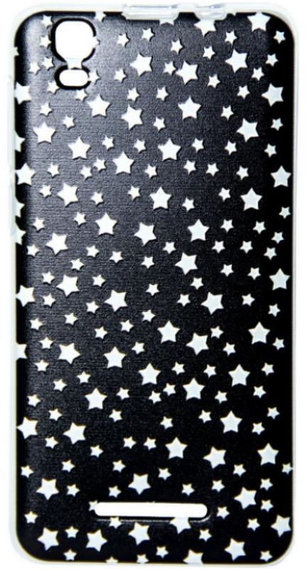 Чохол-накладка Nomi для Nomi TCPi5011 3D Pattern TPU case Чорний/білий(ip4271)