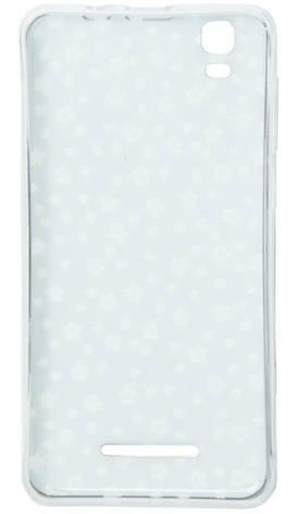 Чохол-накладка Nomi для Nomi TCPi5011 3D Pattern TPU case Чорний/білий(ip4271), фото 2