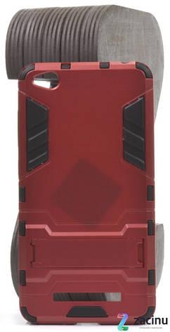 Чохол-накладка Transformer для Xiaomi Redmi 4a Червоний(310341), фото 2