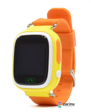 Смарт-годинник ATRIX SW iQ400 Touch GPS Yellow, фото 2