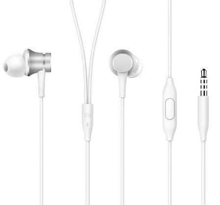 Навушники Xiaomi ZBW4355TY Piston Fresh Bloom Matte ser. Срібний, фото 2