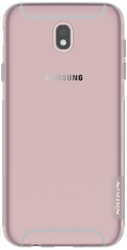 Чохол-накладка Nillkin для Samsung J530F J5(2017) Nature ser. Прозорий/сірий(143449)