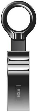 Флеш USB Remax RX-802 8 GB Чорний, фото 2