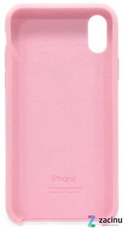 "Чохол-накладка для iPhone X (5.8"") Silicon Case ser. (veri high copi) Рожевий(Pink), фото 2"