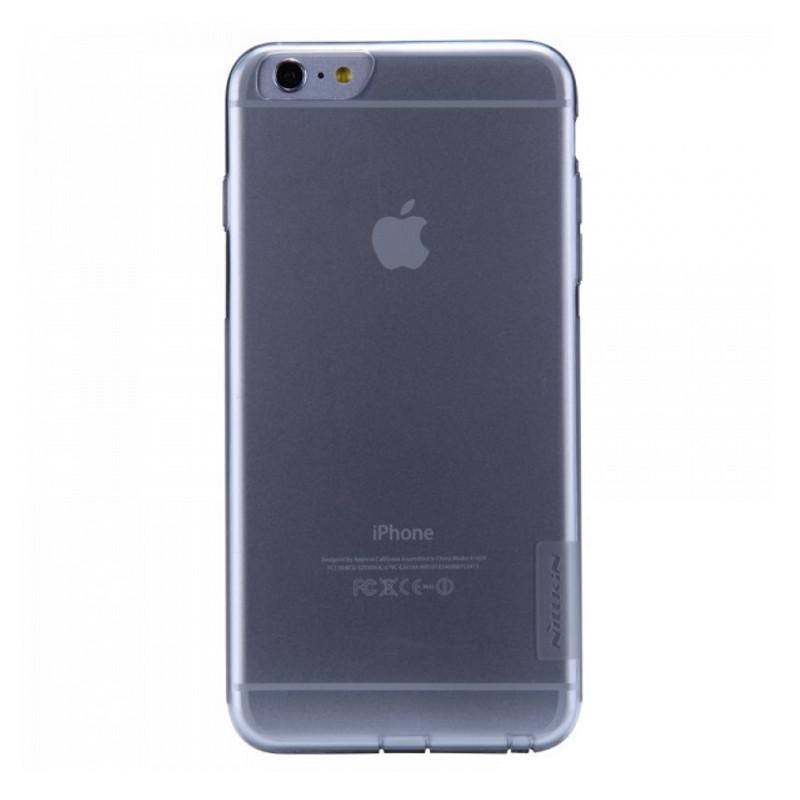 Чохол-накладка Nillkin для iPhone 6/6S Nature ser. Прозорий/сірий(290711)