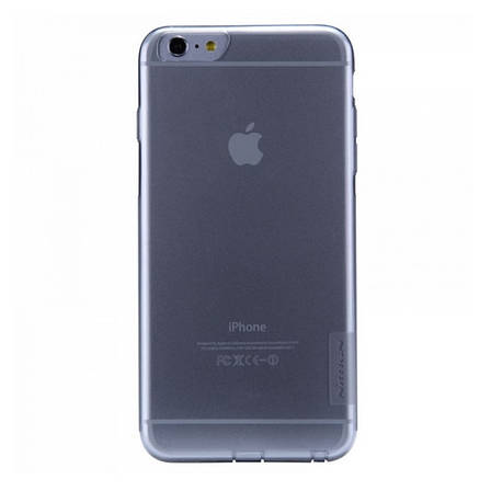 Чохол-накладка Nillkin для iPhone 6/6S Nature ser. Прозорий/сірий(290711), фото 2