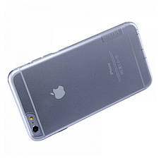Чохол-накладка Nillkin для iPhone 6/6S Nature ser. Прозорий/сірий(290711), фото 3