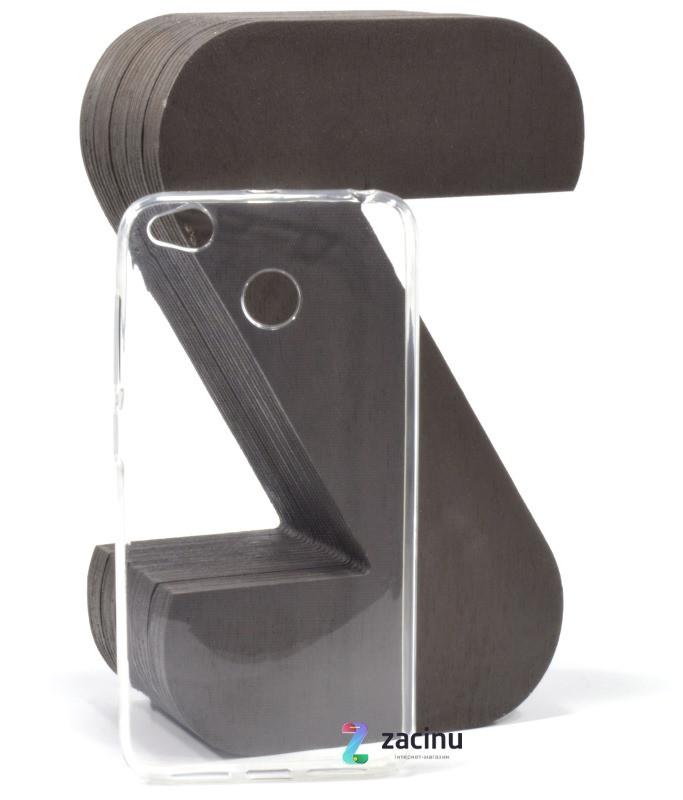 Чохол-накладка TPU для Xiaomi Redmi 4X Ultra-thin ser. Прозорий/безколірний
