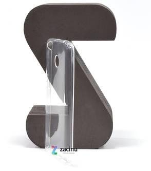Чохол-накладка TPU для Xiaomi Redmi 4X Ultra-thin ser. Прозорий/безколірний, фото 2