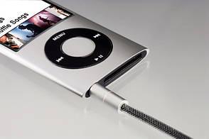 Аудіо кабель Hama Jack 3.5мм-Jack 3.5мм 200см Чорний, фото 3