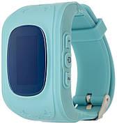 Смарт-часы ERGO GPS Tracker Kid's K010 Blue