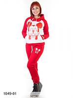 1049 Спортивный костюм с принтом, фото 1
