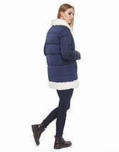 Tiger Force 5153 | Женская зимняя куртка синяя, фото 3