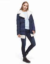 Tiger Force 5153 | Женская зимняя куртка синяя, фото 2
