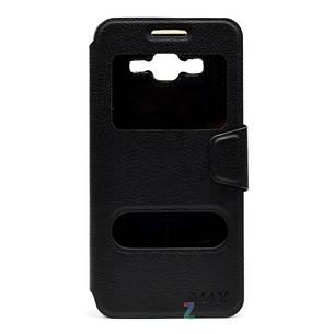 Чехол книжка iMAX для Samsung G532F J2 Prime (2016) Smart Case ser. черный, фото 2