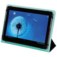 Чехол-книжка Hama Универсальный Tablet PC 7 TwoTone ser. бирюзовый, фото 3