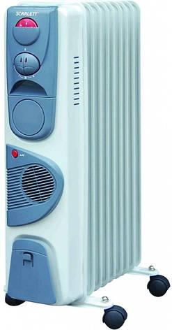 Масляный радиатор Scarlett SC-1153, фото 2
