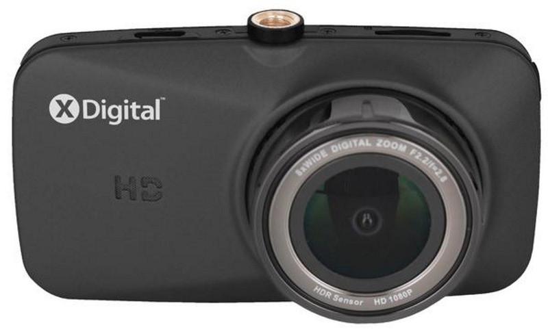 Відеореєстратор X-DIGITAL AVR FHD 550 Black