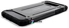 Чохол-накладка для Samsung J710F J7(2016) Slim iron ser. Чорний, фото 2