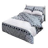 Комплект постельного белья Moorvin Двуспальный Сатин 200х215 см (SAP_217_0189)