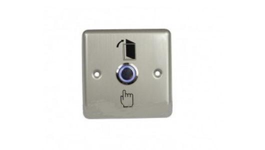 Кнопка врезная ART-804LED