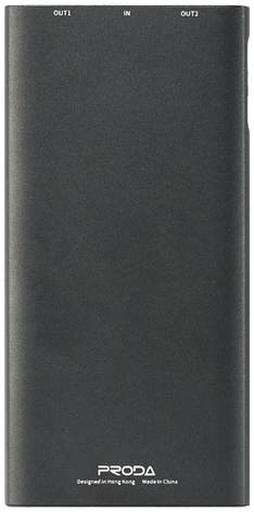 УМБ REMAX Proda PPP-13 10000 мАг Kinzy ser. Black, фото 2