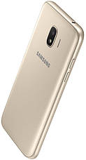 Смартфон SAMSUNG SM-J250F Galaxy J2 Duos ZDD (champagne gold), фото 3
