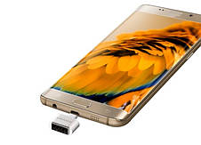 Адаптер Usams US-SJ009 USB - microUSB White, фото 2