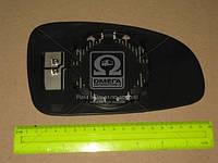 Вкладыш зеркала левого CHEVROLET AVEO T250 (Шевроле Авео T250) 2006- (пр-во TEMPEST)