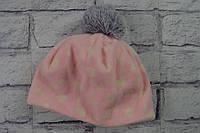 Флисовая шапка,двойная, Takko, Германия, сток, на 5-8 лет, отличное качество
