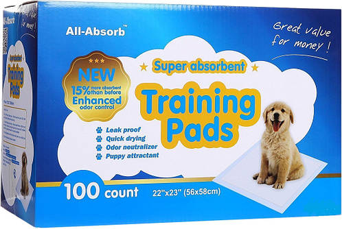 Пеленки для собак All Absorb Бейсик 71х86см (по-штучно)