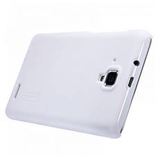 Чохол-накладка Nillkin для Lenovo A536 Matte ser. +плівка Білий(200222), фото 2