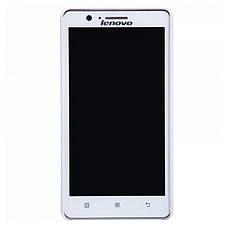 Чохол-накладка Nillkin для Lenovo A536 Matte ser. +плівка Білий(200222), фото 3