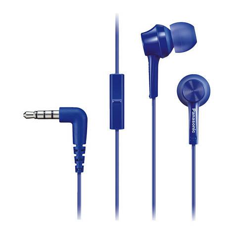 Навушники PANASONIC RP-TCM105E-A, фото 2