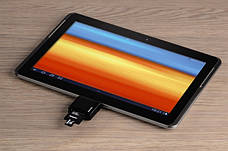 Адаптер Hama 00123584 micro USB - SD Чорний, фото 2