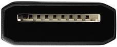 Адаптер Hama 00123584 micro USB - SD Чорний, фото 3