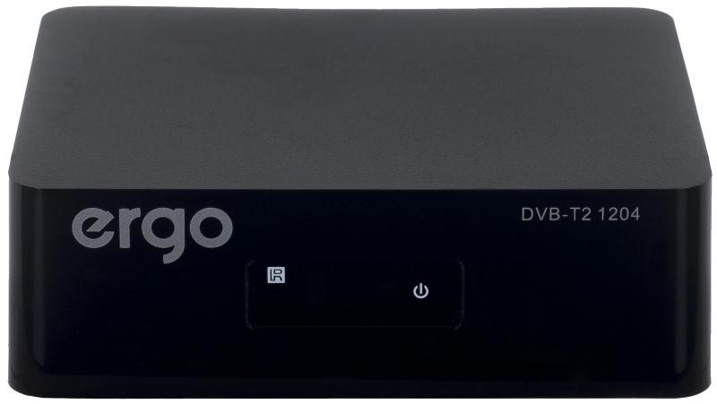 Цифровая приставка ERGO 1204 DVB-T2