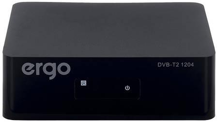 Цифровая приставка ERGO 1204 DVB-T2, фото 2