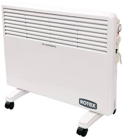 Конвектор електричний Rotex RCH15-H, фото 2