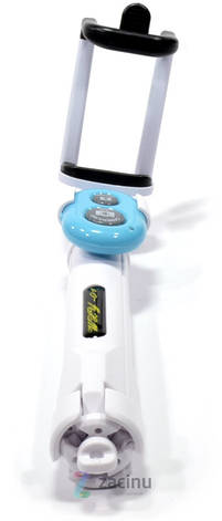 Монопод-штатив Tripod 6821 Bluetooth Білий, фото 2