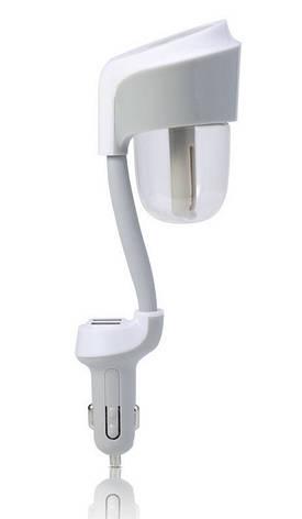 Зволожувач повітря Remax RT-C01 Автомобільний Білий, фото 2
