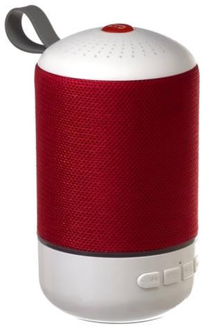 Акустика портативная Bluetooth JC-206 Red, фото 2