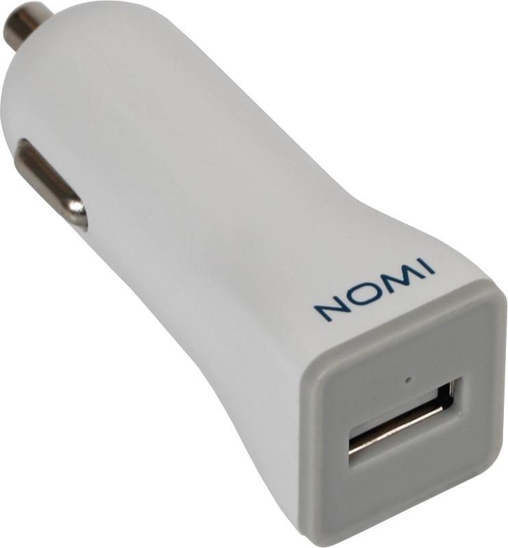 Автомобильное зарядное устройство Nomi CC02111 Белый
